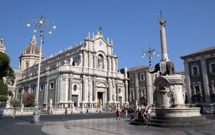 Catania, Piazza Duomo