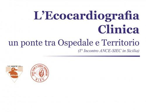 I* Incontro di Ecocardiografia Ance-Siec in Sicilia