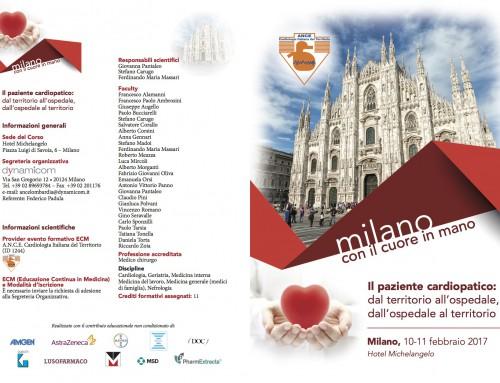 Milano Cuore in Mano 2017