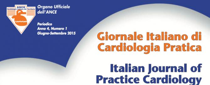 giornale italiano di cardiologia pratica