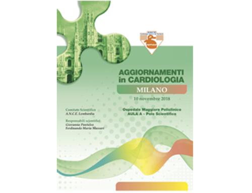 Aggiornamenti in cardiologia – Milano 10/11/2018