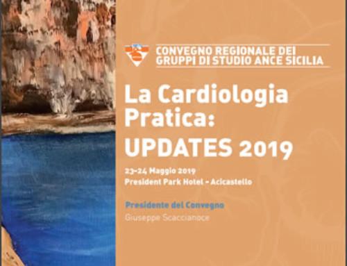 Convegno regionale ANCE dei Gruppi di Studio ANCE Sicilia 23-24 maggio 2019 La cardiologia pratica: update 23-24 maggio 2019