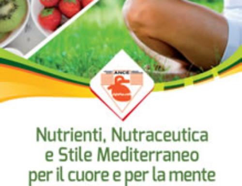 Nutrienti, Nutraceutica e stile mediterraneo per il cuore e per la mente, Lecce 25 maggio 2019